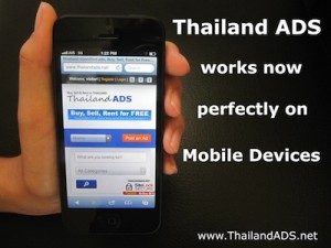 ThailandADS.com is now mobile