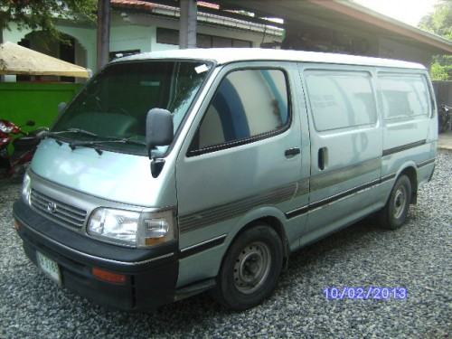 Rent Cars from 300 Bt./day & Truck, Van, Motorbikes – privat