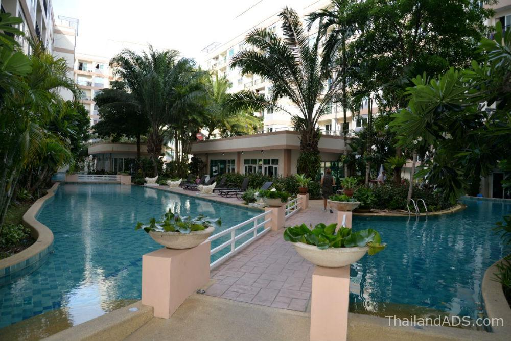 Jomtien Resort Condo