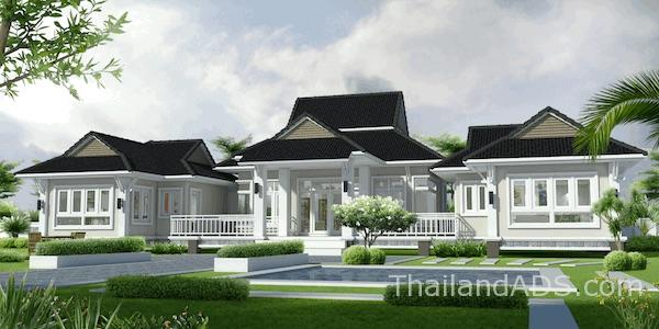 ✔︎✔︎Stunning Project 288 in Udon Thani's outskirt with over THB 6 Mio. savings