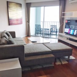 1.Living - Belle Grand Rama 9 for rent