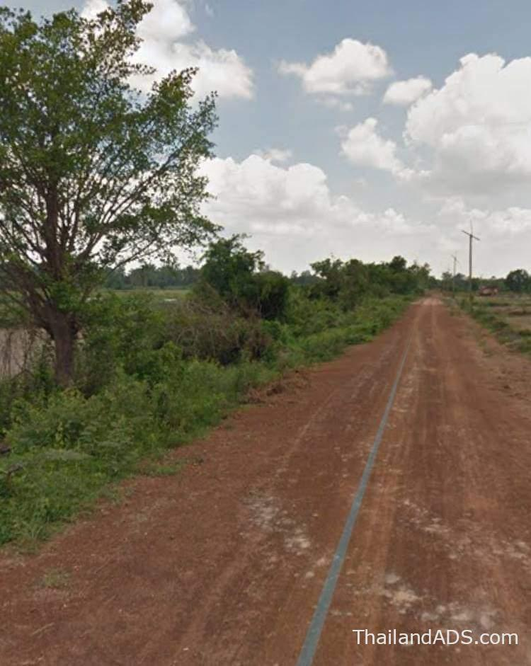 Land for sale in Ubon Ratchathani Province (Sale by Owner)-2